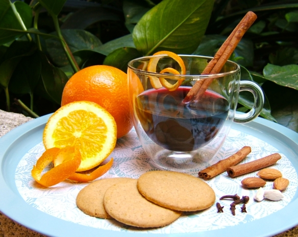 Glogg -- The Tamara Twist
