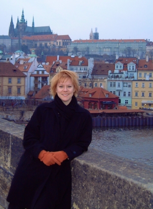 Prague Bridge -- The Tamara Blog