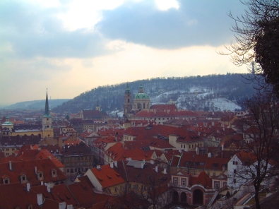 Prague City -- the Tamara Blog