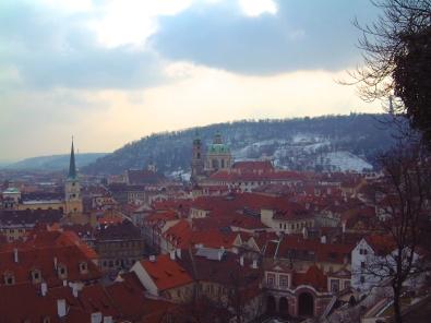 Prague City -- the Tamara Blog