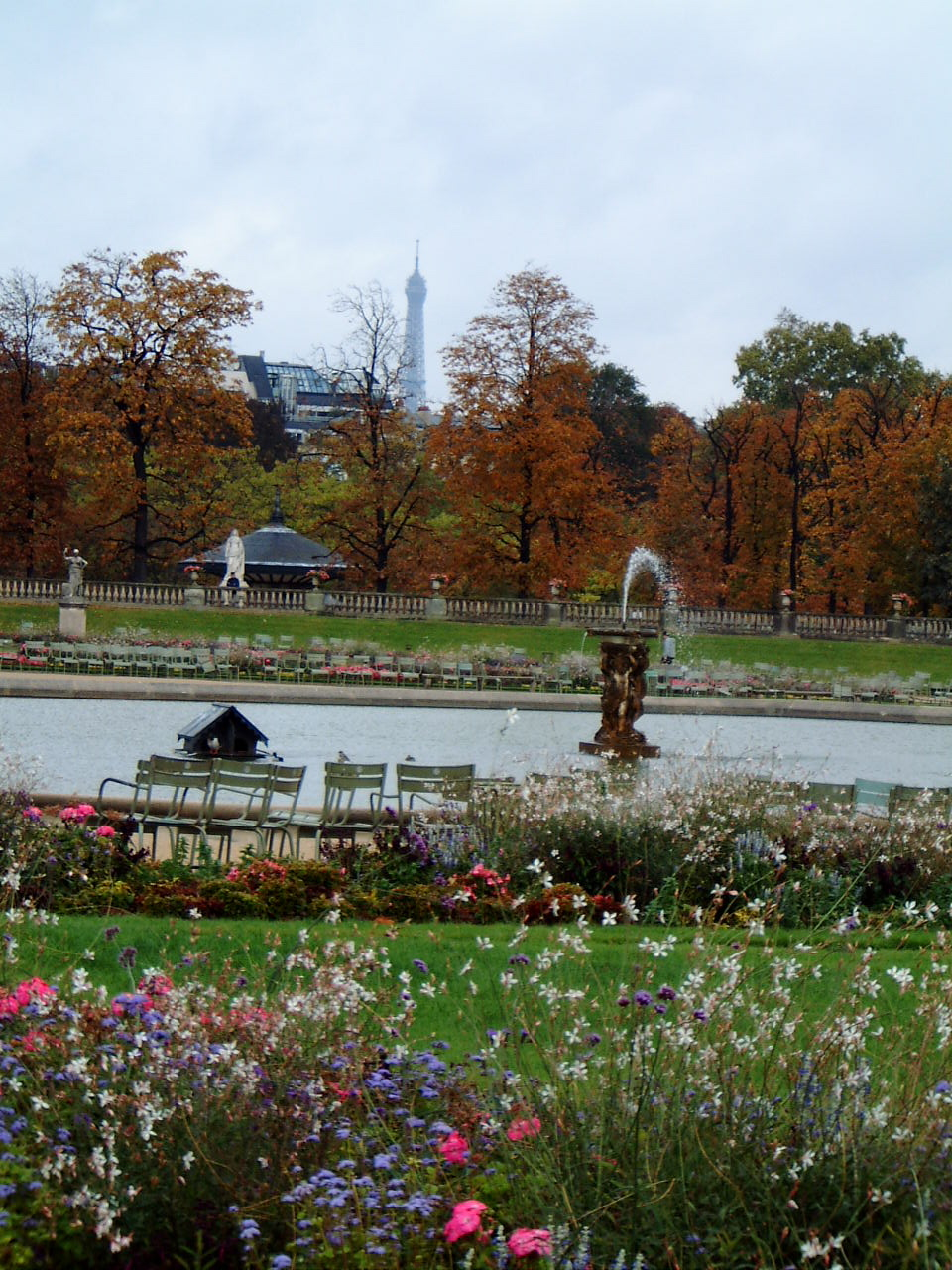 Luxembourg Gardens, Paris — My Favorite | The Tamara Blog...