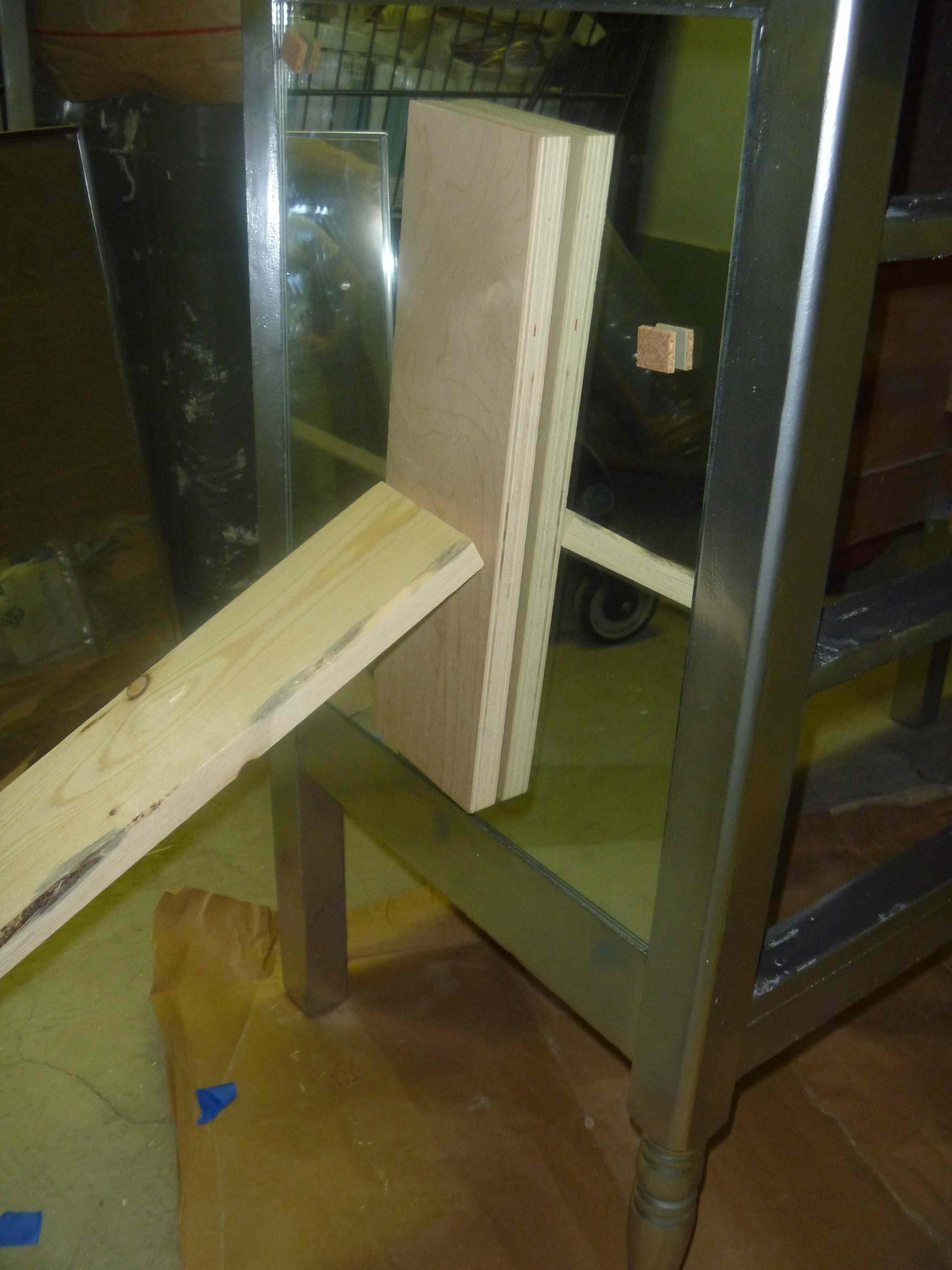 Diy metal weight bench plans blueprints pdf for Metal blueprints