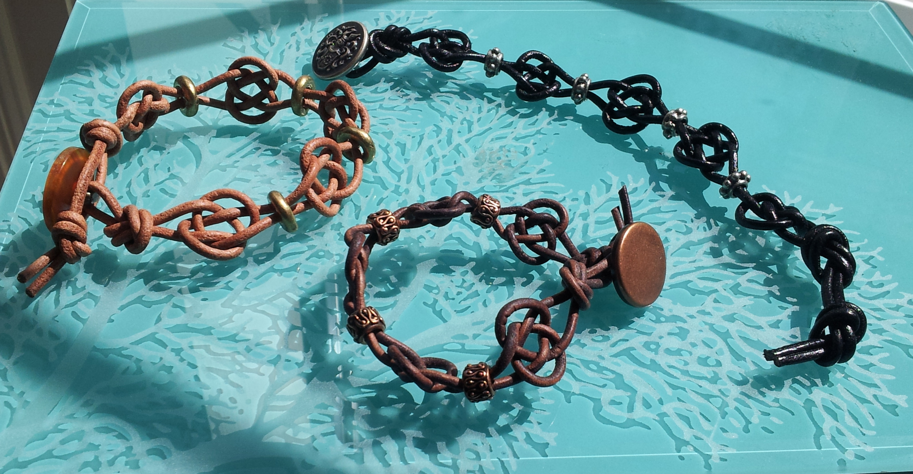how tutorial inspired dsc a free projects lokai to pictures bead on with wooden bracelet
