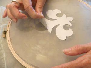 Screen Printing,  Peeling Sticker