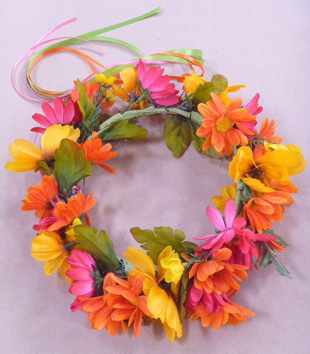 P1050868 Beauty Orange Wreath