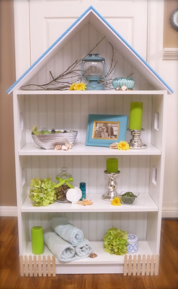 DIY Bookcase Building Designs Download Rocket Ship Playhouse Plans
