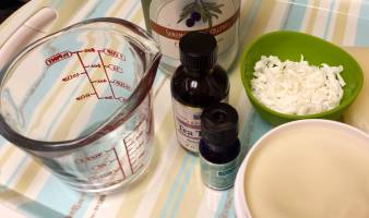 Lotion Bar Ingredients -- The Tamara Blog