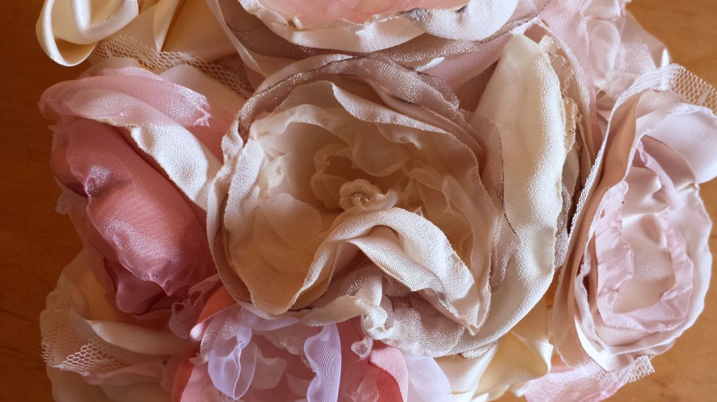 Fabulous Fabric Flowers -- The Tamara Blog