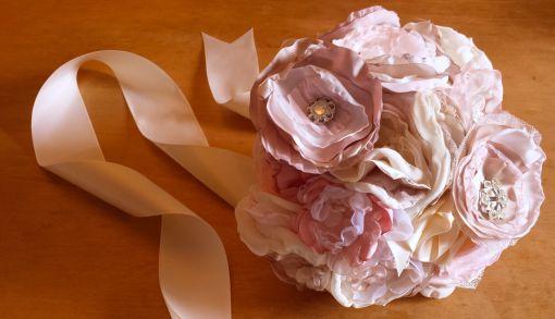 Fabulous Fabric Flowers -- The Tamara Blog